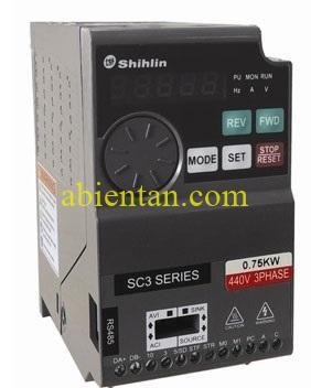 Mua bán biến tần Shihlin Sc3 sửa chữa