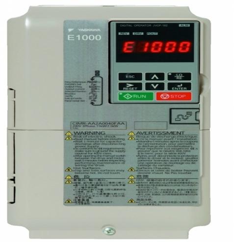 Mua bán biến tần Yaskawa E1000 sửa chữa