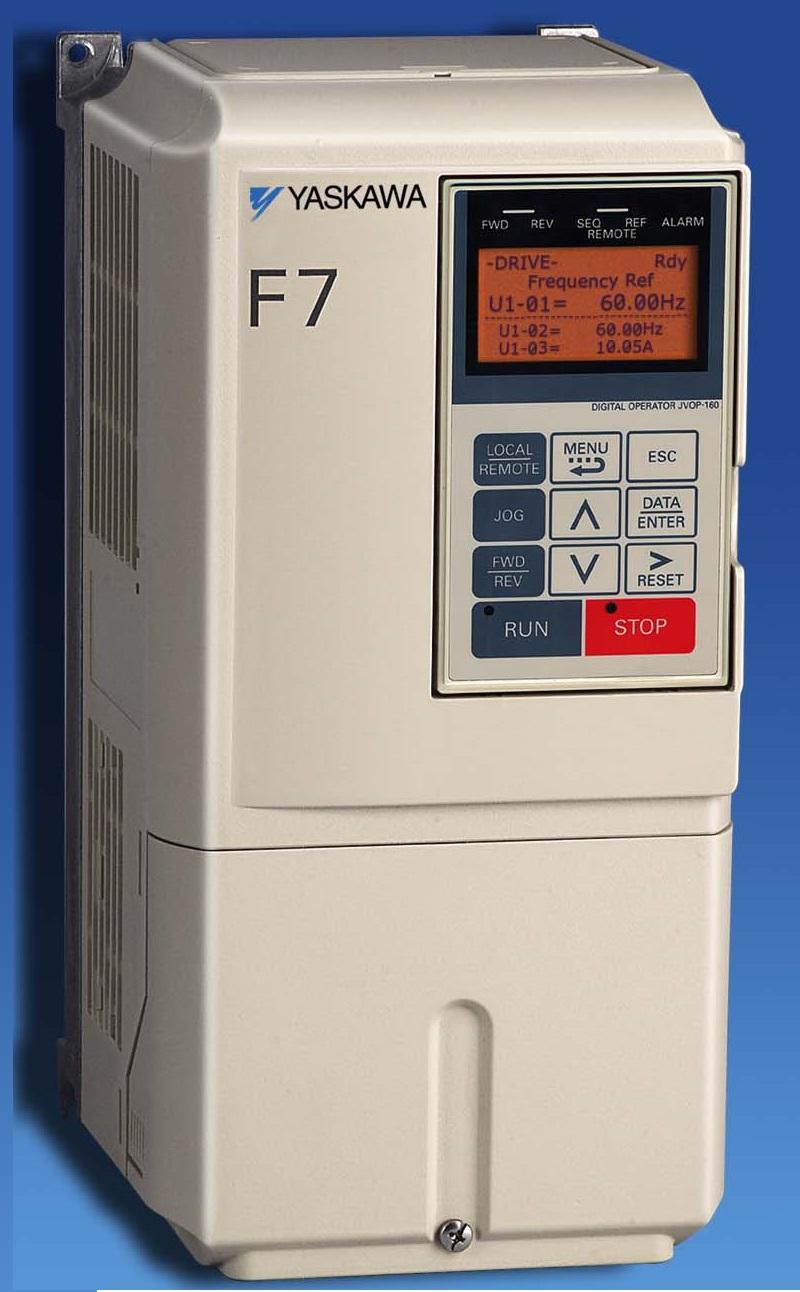 Mua bán biến tần Yaskawa F7 sửa chữa - abientan.com