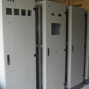 Vỏ tủ điện thép nhôm inox