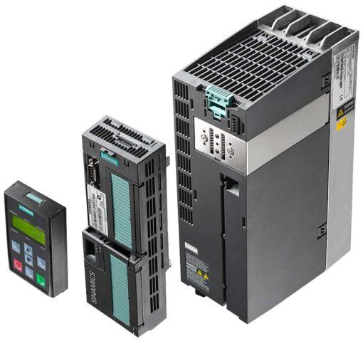 Biến tần Siemens Sinamic G120