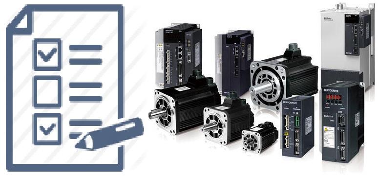 Lỗi thường gặp của biến tần driver servo PLC