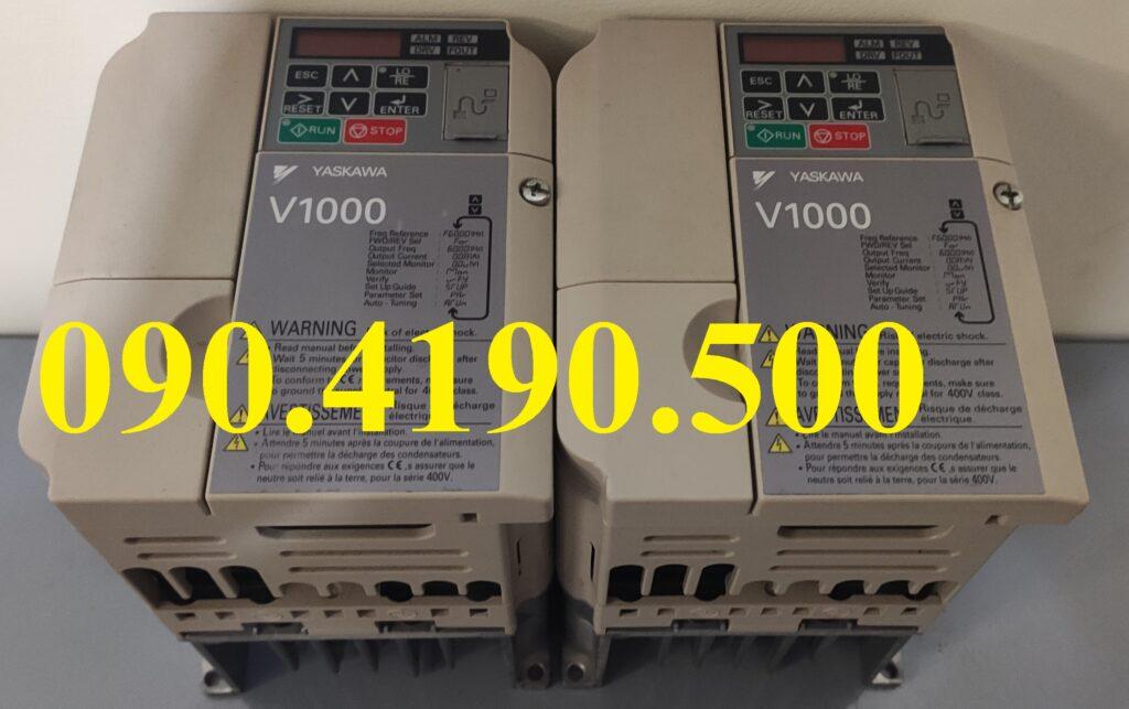 Biến tần Yaskawa V1000 cũ