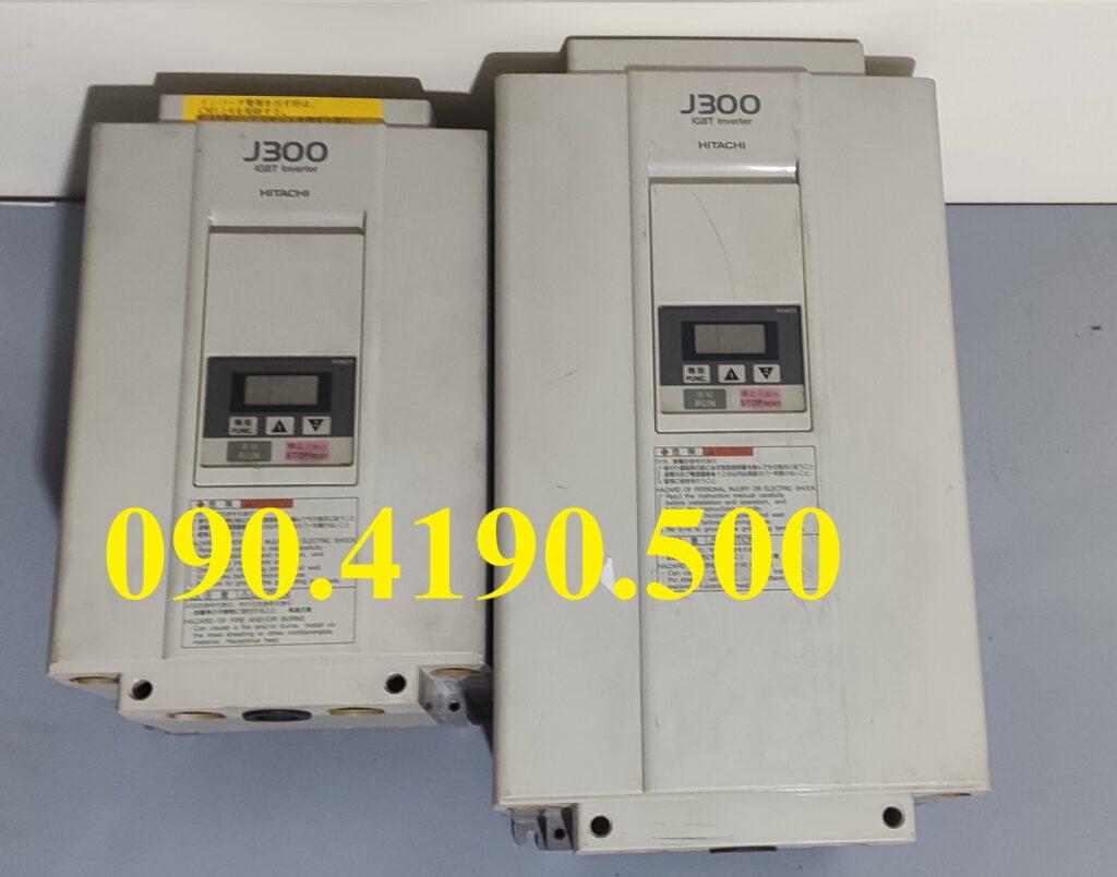 Biến tần Hitachi vào 1 pha 220v ra 3 pha 380v