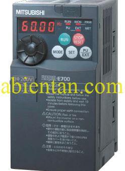 Mua bán biến tần Mitsubishi E700 sửa chữa