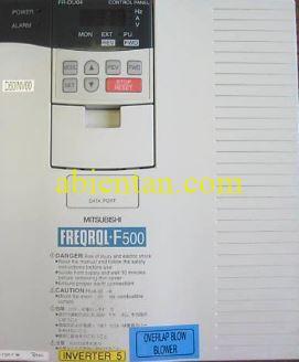 Mua bán biến tần Mitsubishi F500 sửa chữa
