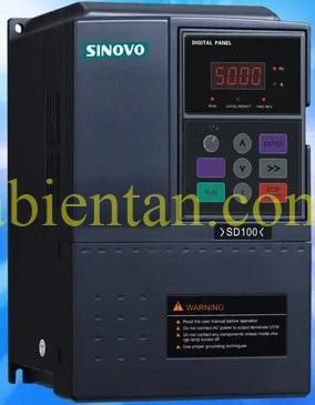 Mua bán biến tần Sinovo Sd100 sửa chữa