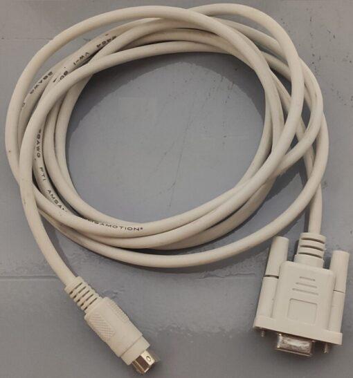 Dây cáp lập trình plc delta giá rẻ kết nối với máy tính